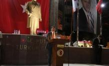 """Kaymakam Ünsal, """"Türkiye Geçilmez"""""""