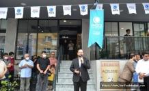 Lanlako Mekan Kitap-Kafe Açıldı