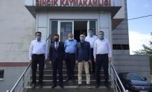 AK Parti Adıyaman Milletvekili Yakup Taş, Sincik ilçesi köylerini gezdi