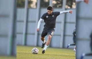 Bursaspor'da Akhisarspor maçı hazırlıkları...
