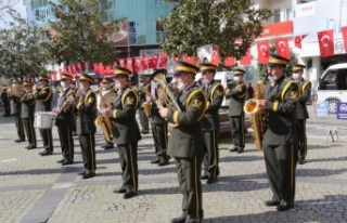 Atatürk'ün Edremit'e gelişinin 87. yılı...