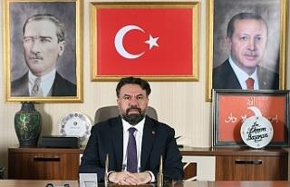 Ak Parti Balıkesir İl Başkanı Ekrem Başaran'dan...