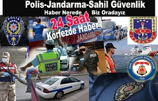 Balıkesir Polis-Jandarma 24 saat (21.05.2021-2)