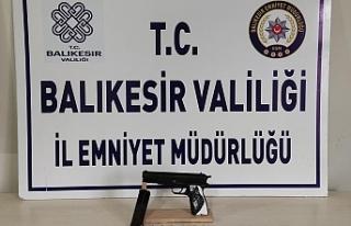 Balıkesir Polis-Jandarma 24 saat (22.05.2021)
