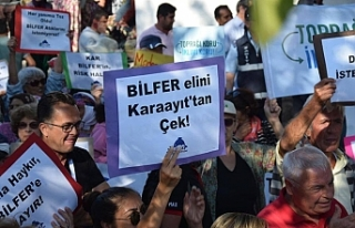 Karaayıt Köyü'nün merası, madencinin atık...