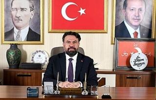 Ak Parti Balıkesir İl Başkanı Ekrem Başaran'ın...