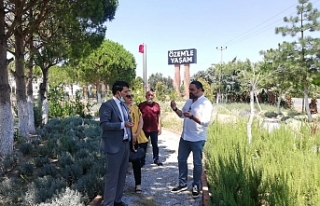 Edremit Kaymakamı Turgay Ünsal,Özem'le Yaşam...