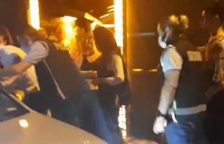 Edremit'te polis bayram öncesi denetimlerini sıklaştırdı...