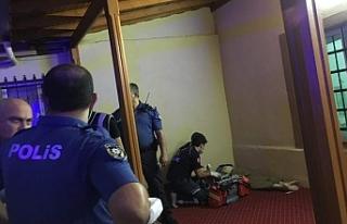 Son Dakika: Ölüm camide yakaladı