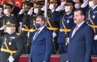 Balıkesir'de 30 Ağustos Zafer Bayramı Törenlerle...