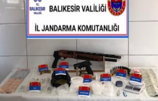 Balıkesir Polis & Jandarma 24 Saat - 12.08.2021