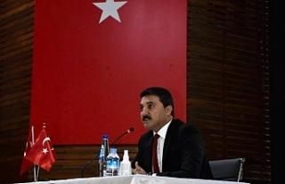 Edremit Kaymakamı Turgay Ünsal başkanlığında...