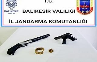 Balıkesir Polis & jandarma 24 saat 06.09.2021