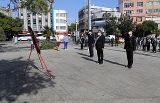 """Burhaniye'de """"19 Eylül """"Gaziler Günü"""""""