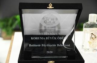 Büyük ödül, Balıkesir'de