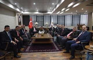 Gazilerimiz Balıkesir Büyükşehir Belediyesi'ni...