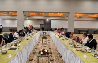 TBMM Müsilaj Araştırma Komisyonu Balıkesir'de
