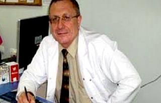 Efsane doktorlarımızdan Coşkun Ertürk emekliye...