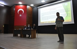 """""""Yeni Hayvan Hakları Yasası""""  anlatıldı"""