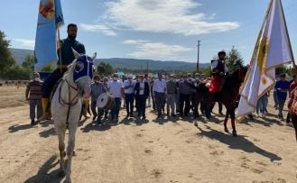 Rahvan At Yarışları büyük coşku ve heyecana sahne oldu