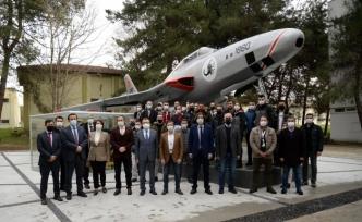 Bursa Uludağ Üniversitesi'nin simgesi yenilendi