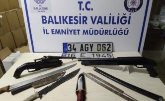 Balıkesir Polis & jandarma 24 saat 19.10.2021