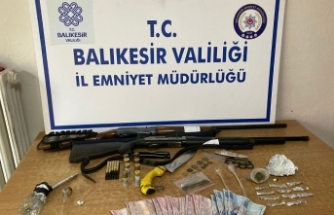 Balıkesir Polis - Jandarma 24 Saat - 10.06.2021