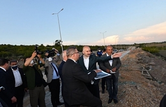 """Bakan Karaismailoğlu: """"Hedefimiz yeni yollarla kazaları azaltabilmek"""""""