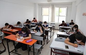 Belediye dershanesi eğitime başlıyor
