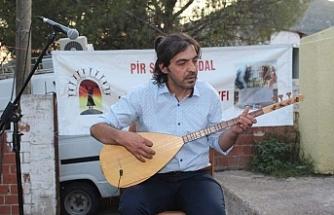 Çamcı'da kurulan muhtarlık sandığından Çetin Kurt çıktı