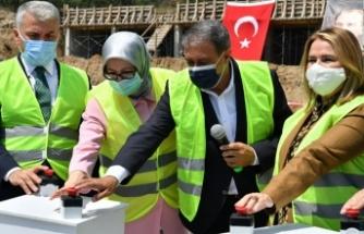 Susurluk Devlet Hastanesi'nin Temeli Atıldı