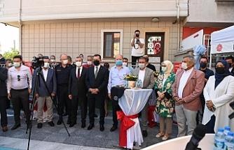 Tarihi Yıldırım Bayezid Han İmarethanesi törenle hizmete açıldı