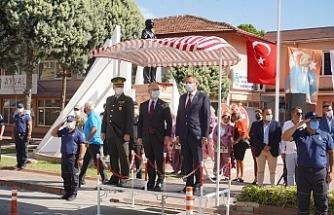 Altınova'nın düşman işgalinden kurtuluşunun 99'uncu yıldönümü törenle kutlandı