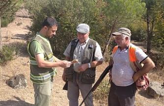 Yasa dışı avcılıkla mücadele de müfettişler görevlendirildi