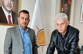 AK Parti'den Keleş'in sır istifası
