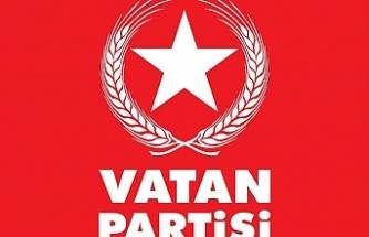 """Vatan Partisi: """"Yörsan sürecini dikkatle takip ediyoruz"""""""