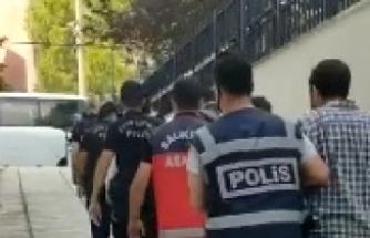 23 il 52 yerde aynı anda yapılan Fetö operasyonunda 38 kişiden 7 kişi tutuklandı