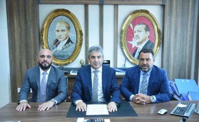 Hayırsever işadamlarından Marmara'ya okul