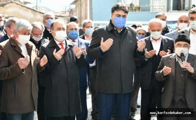 Havran Belediye Başkanı Ersoy'un baba acısı