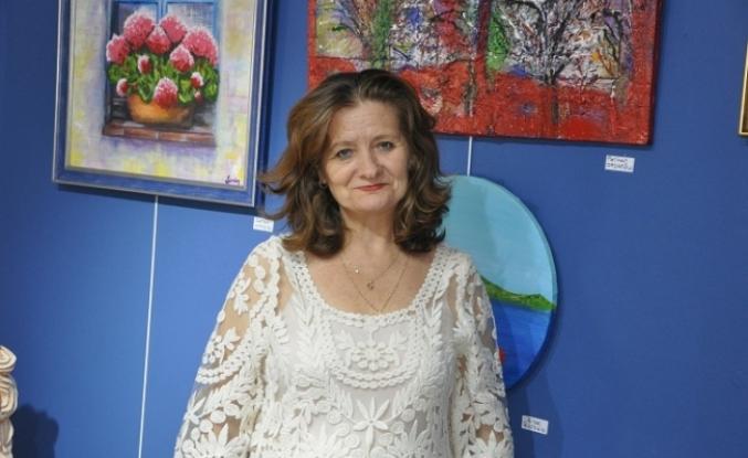 Cunda-Olgay Sanat Evi Sardunya Sergisi