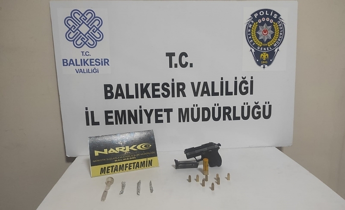 Balıkesir Polis Jandarma 24 Saat - 09.06.2021