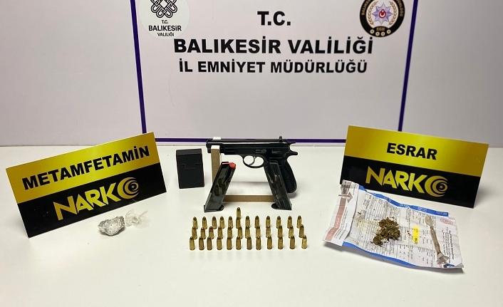 Balıkesir Polis- Jandarma 24 Saat - 11.06.2021