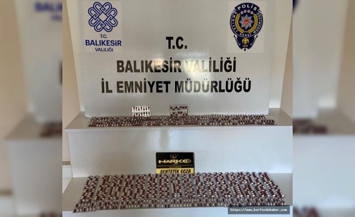 Balıkesir Polis & Jandarma 24saat 12.06.2021