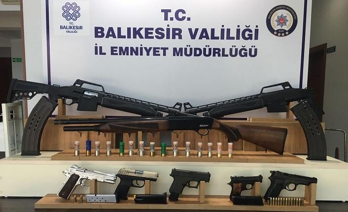 Balıkesir Polis & Jandarma 24 Saat - 02.08.2021